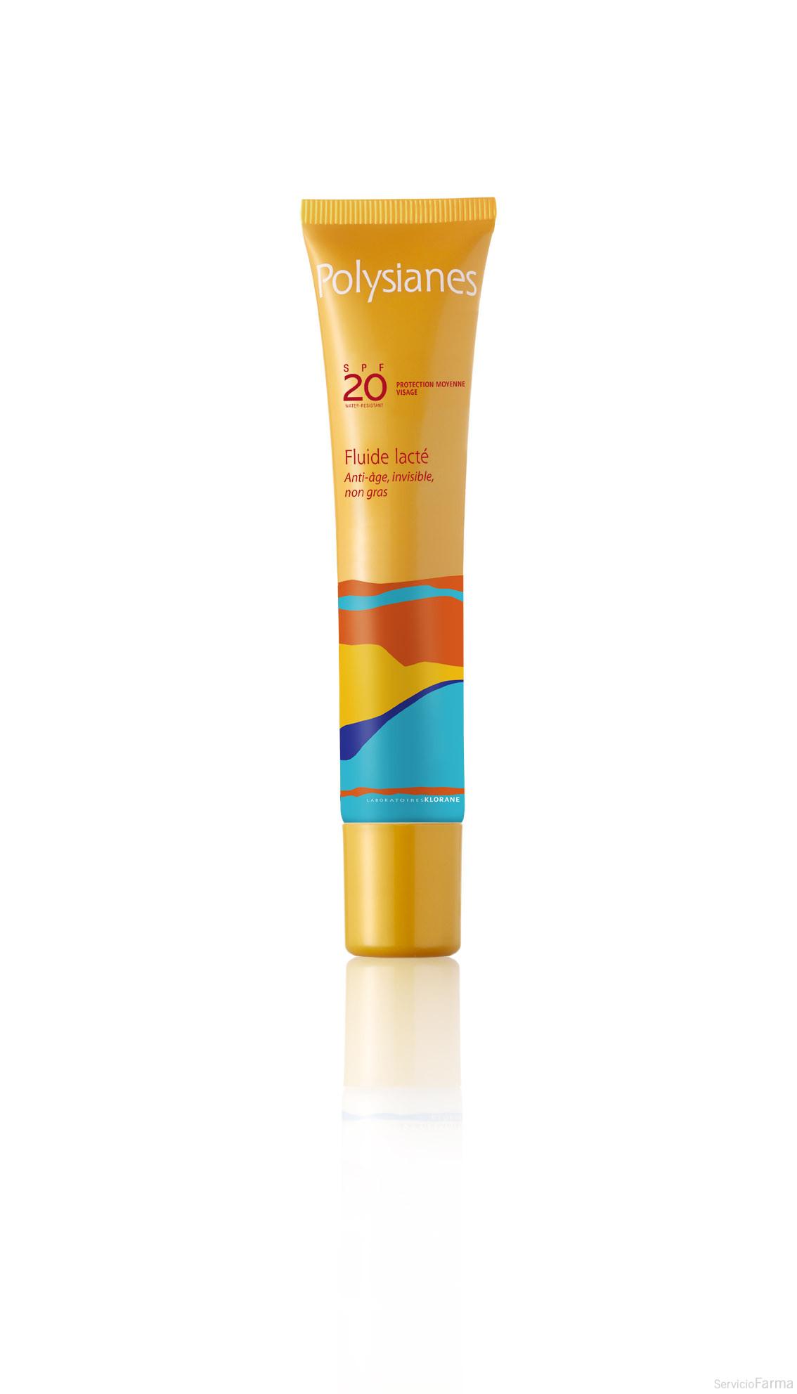 Fluido Precioso SPF20 - Polysianes (40 ml)