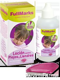 Loción Antipiojos - FullMarks (100 ml)