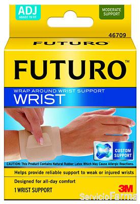 Futuro Muñequera