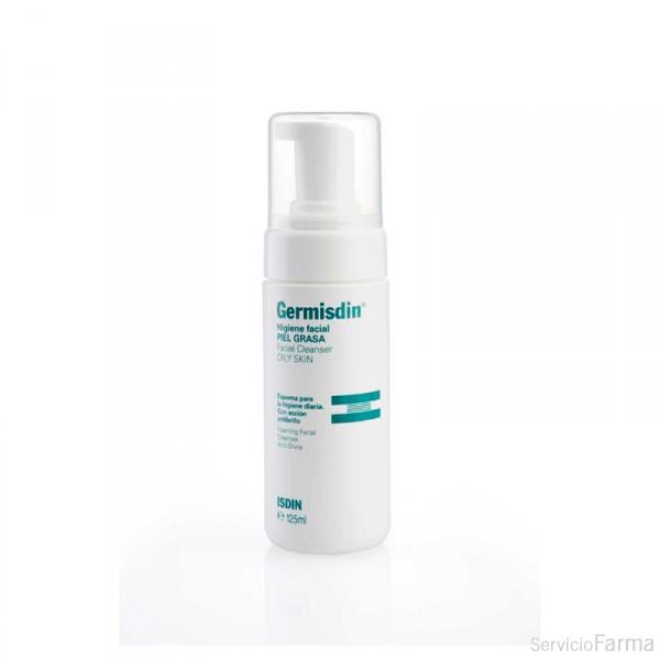 Germisdin / Higiene facial Piel grasa - Isdin (100 ml)