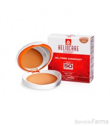Heliocare SPF50 Compacto Oil Free Light 10 g.