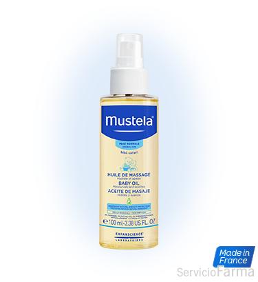 Aceite de Masaje - Mustela (100 ml)