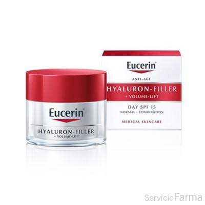 Eucerin Hyaluron Filler + Volume Lift Crema Piel normal y mixta 50 ml