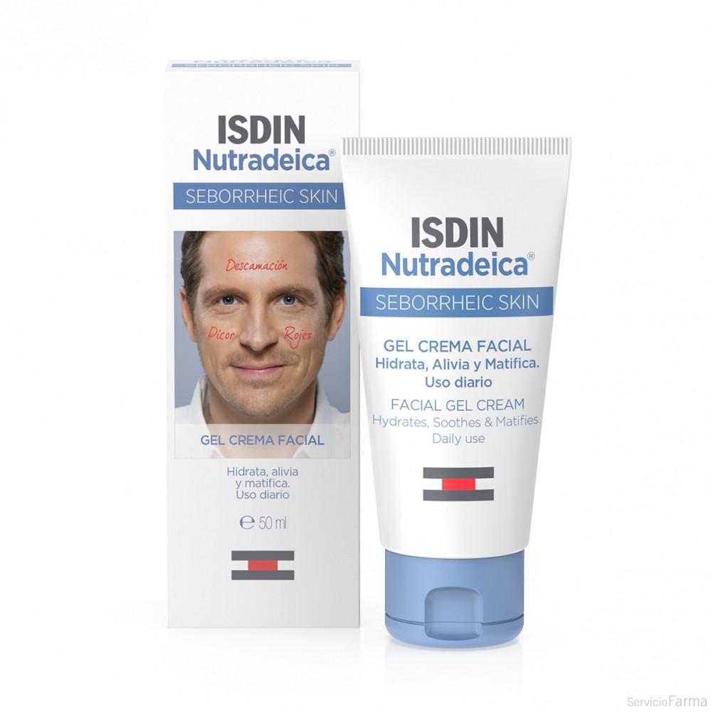 Isdin Nutradeica Gel Crema Facial 50 ml