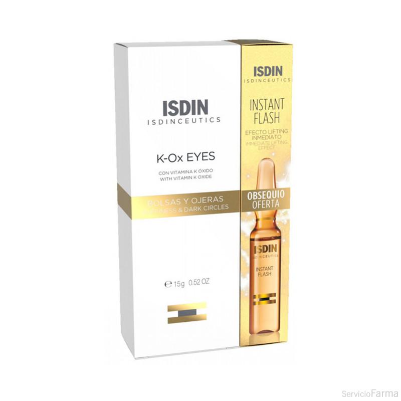isdinceutics K-Ox Eyes Bolsas y ojeras 15 ml + REGALO