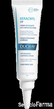 Ducray Keracnyl PP Crema calmante antiimperfecciones 30 ml