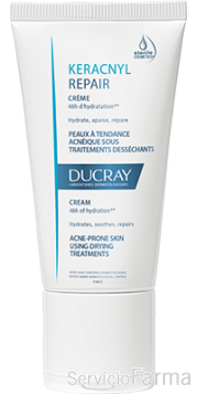Keracnyl / Repair Crema - Ducray (50 ml)