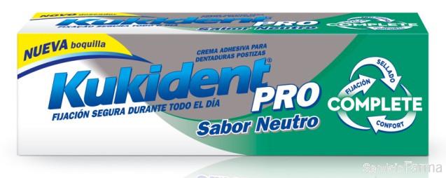 Kukident Pro Sabor Neutro 47 g.