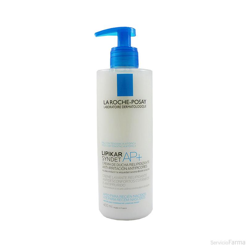Lipikar Syndet AP+ Crema de ducha Antipicores 400 ml La Roche Posay