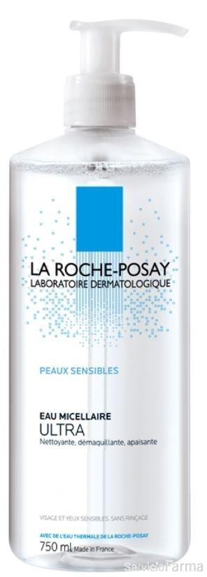 La Roche Posay Agua micelar Ultra Piel sensible 750 ml
