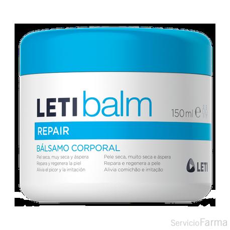 Letibalm Repair Bálsamo corporal 200 ml
