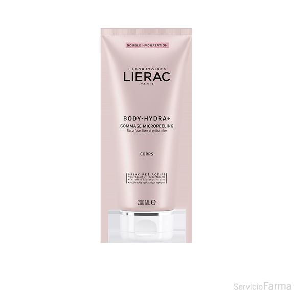 Lierac Body Hydra+ Exfoliante Micropeeling