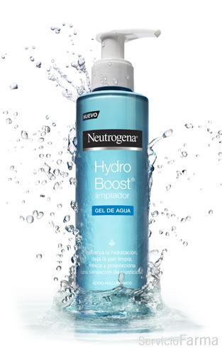 Neutrogena limpiador Hydro Boost Gel de agua 200 ml