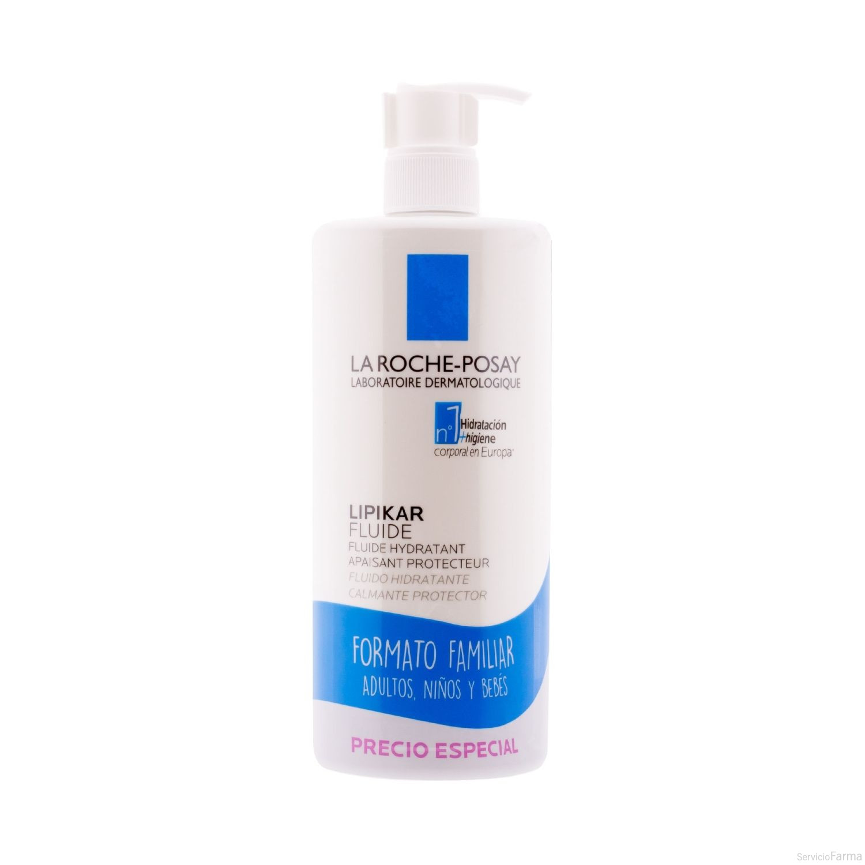 Lipikar Fluido Hidratante / La Roche Posay