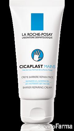 Cicaplast Mains Crema de manos reparadora 50 ml La Roche Posay