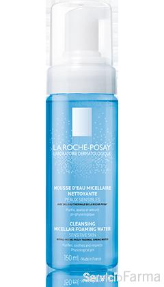 La Roche Posay Espuma de Agua micelar Limpiadora 150 ml
