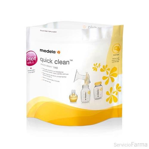 Bolsas de Esterilización para microondas - Medela (5 uds)