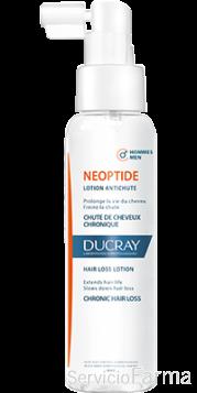 Neoptide Hombres Loción Anticaída - Ducray