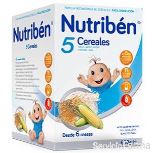 Nutriben 5 Cereales