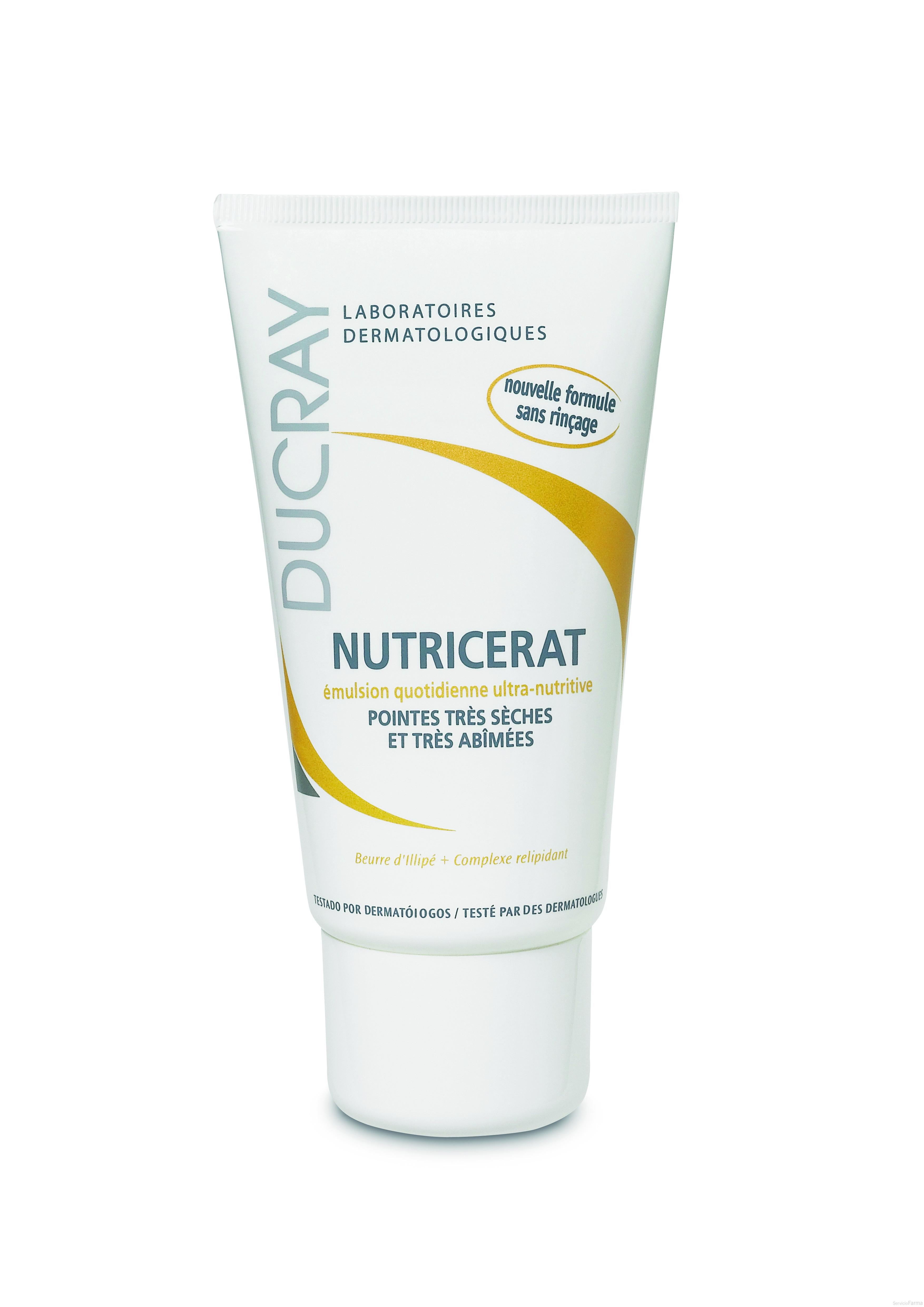 Ducray NUTRICERAT Emulsión 100 ml
