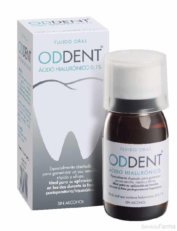 Oddent Fluído Oral 50 ml