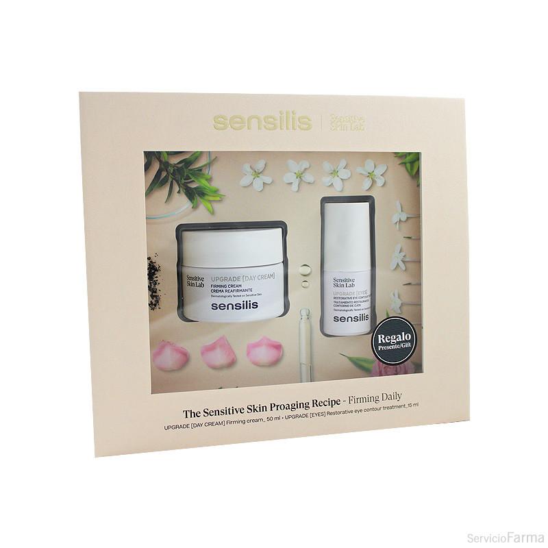 Sensilis Upgrade Crema Día 50 ml + REGALO Eyes