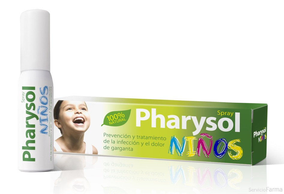 Pharysol Spray Niños