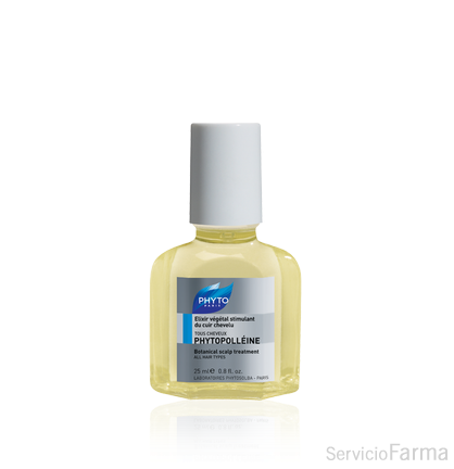 Phytopolleine Elixir vegetal estimulante del cuero cabelludo - Phyto (25 ml)