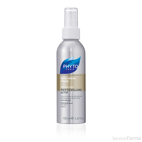 Phytovolume Actif / Spray Volumen intenso - Phyto (125 ml)