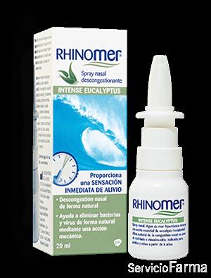 Rhinomer Intense Eucalyptus Spray Nasal 20 ml