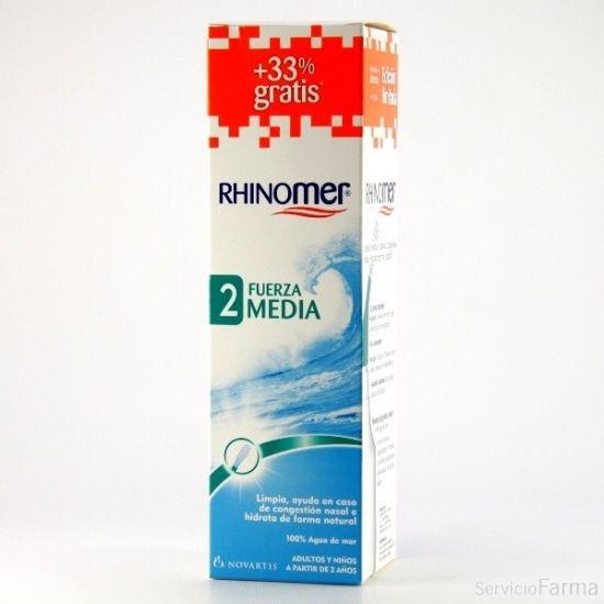 Rhinomer Agua de Mar F2 135 ml