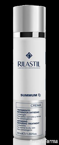 Rilastil Summum RX Crema reparadora antiedad 50 ml