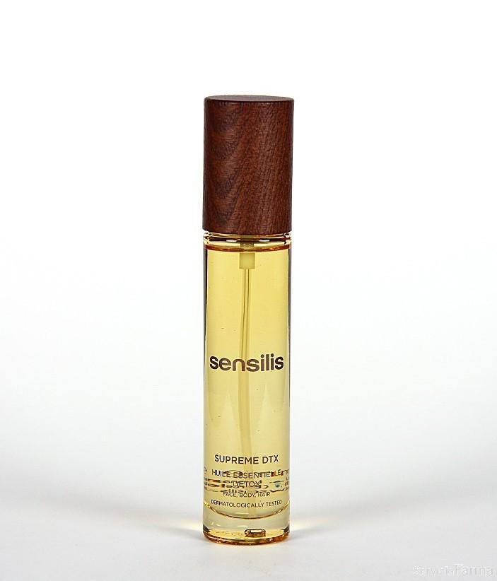 Sensilis SUPREME DTX Huile Essentielle detox 50 ml