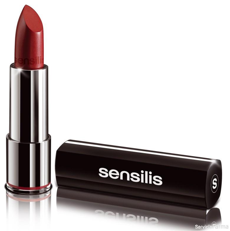 Sensilis MK Lipstick Satin 3,5 ml - Grenat