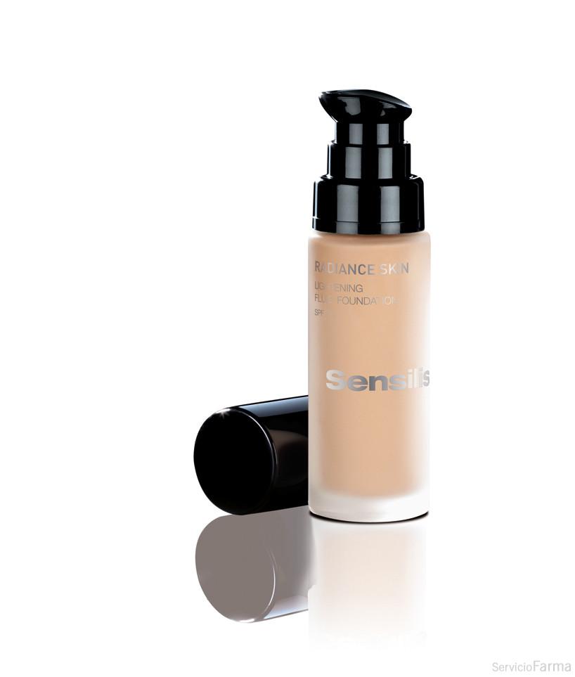 Sensilis Radiance Skin Maquillaje Fluido SPF15 30 ml Café