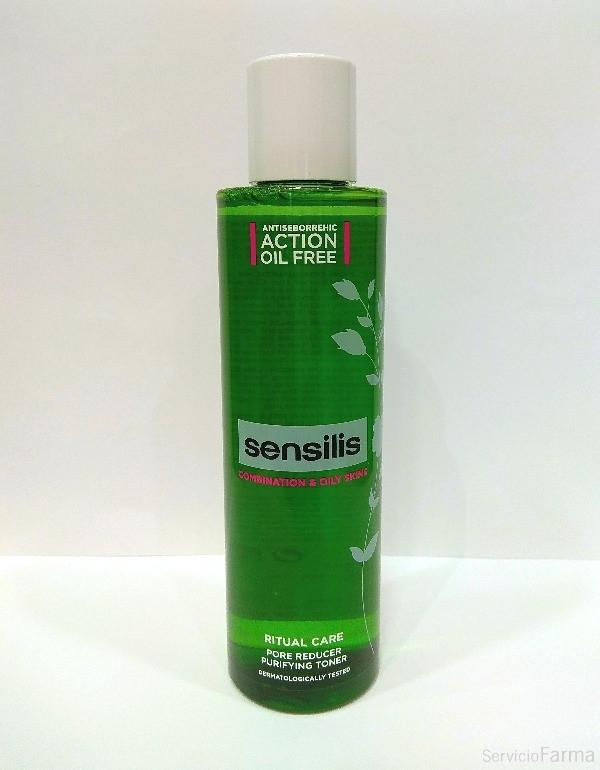 Sensilis Ritual Care Tónico Purificante Piel Mixta o Grasa 200 ml