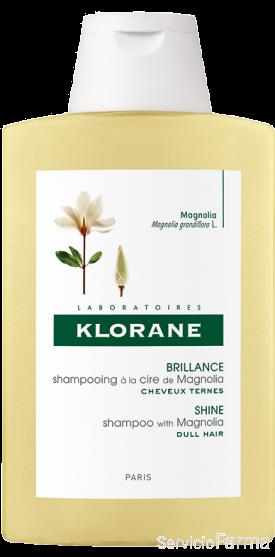 Klorane Champú Brillo a la Magnolia 400 ml