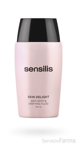 Sensilis Skin Delight AntiSpot Fluido SPF50