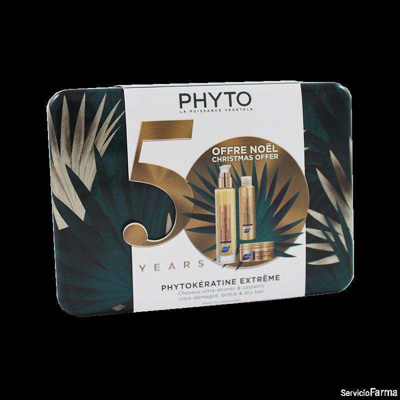 Cofre Phytokeratine Extreme Crema de Excepción 100 ml