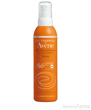 Avene Spray SPF50+ 200 ml