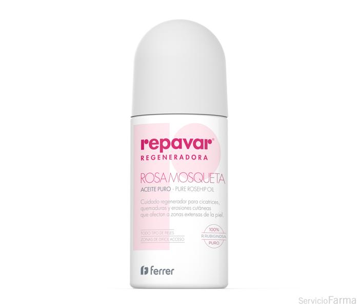 Repavar Rosa mosqueta Spray Aceite Puro 150 ml