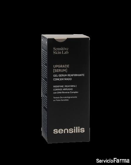 Sensilis Upgrade Gel Serum Reafirmante Concentrado 30 ml