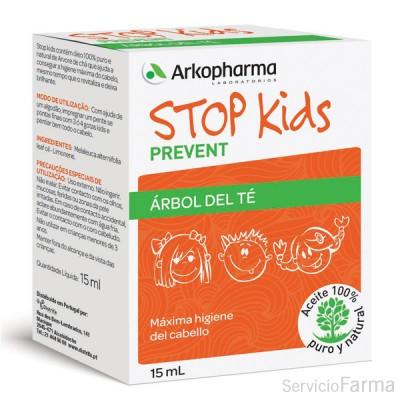 Arkopharma Stop Kids Aceite de Árbol del Té 15 ml
