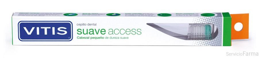 Vitis Cepillo Suave Access 1 ud