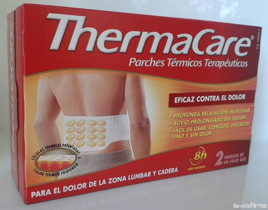 ThermaCare Parches Térmicos.  2 Uds