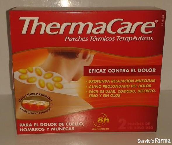 ThermaCare Parches Térmicos - 2 uds