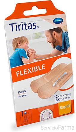 Tiritas Flexible - Hartmann