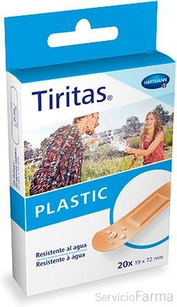 Tiritas Plastic - Hartmann