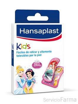 Hansaplast Tiritas Princesas 16 uds