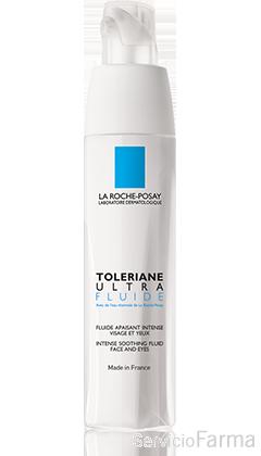 Toleriane Ultra Fluido 0% Hidratación calmante intensa 40 ml La Roche Posay